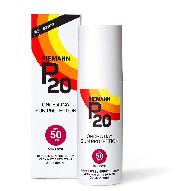 Riemann P20 pump spray spf50 100ml