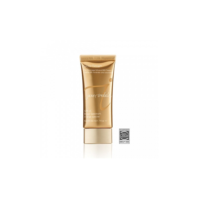 Jane Iredale GLOW TIME FULL COVERAGE MINERAL BB CREAM SPF 25 – Glow Time BB9
