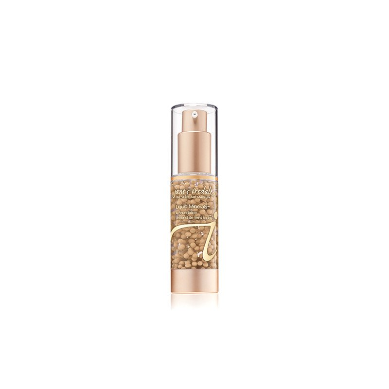 Jane Iredale LIQUID MINERALS A FOUNDATION – Golden Glow