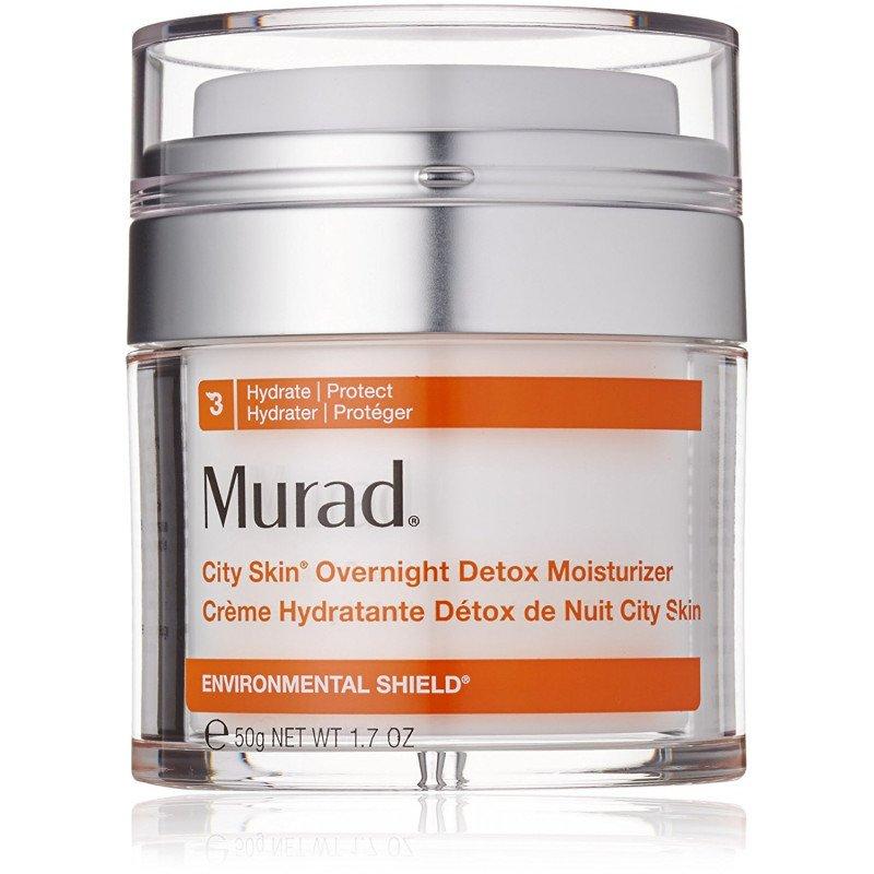 Murad City Skin Overnight Detox Moisturizer, 1.7 ounce