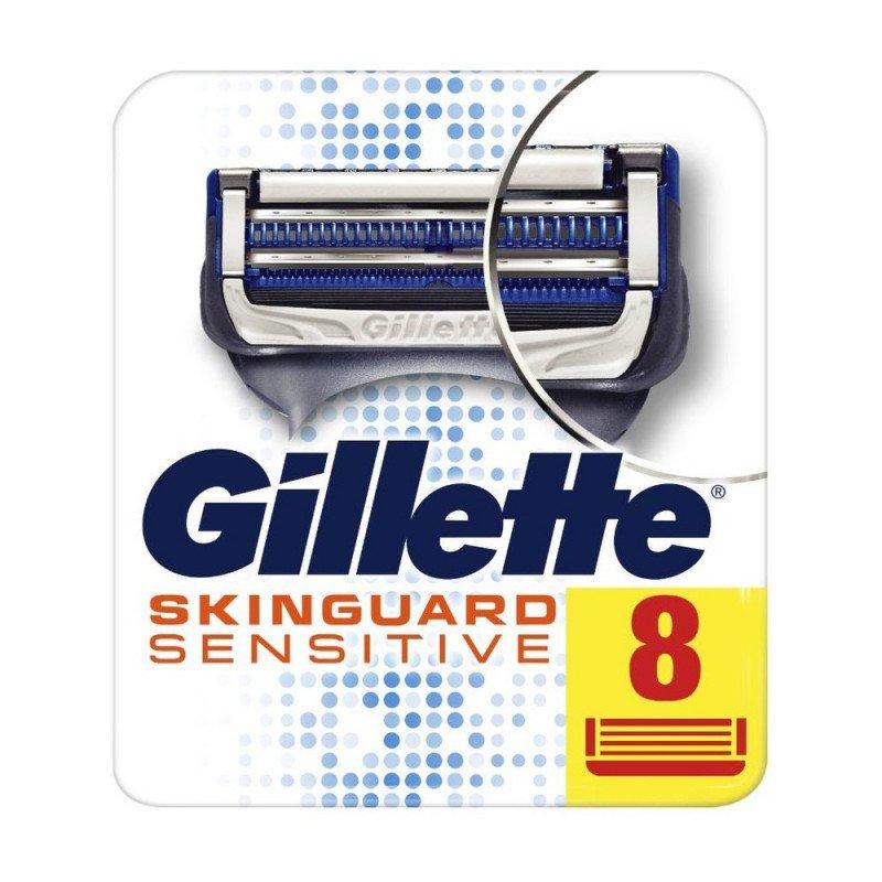 Gillette Skinguard Sensitive Blades Refill 4 Pack