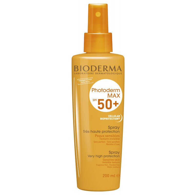 BioDerma PHOTODERM MAX SPRAY SPF 50+ 200ml