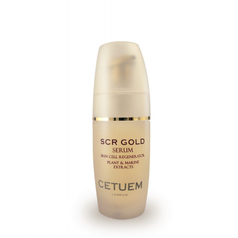 CETUEM SCR GOLD REGENERATOR SERUM 15ml