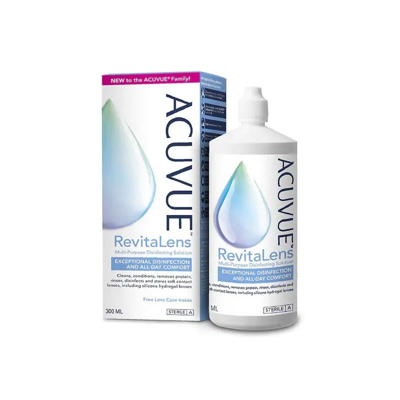 ACUVUE multi-purpose disinfecting contact lens solution 300ml