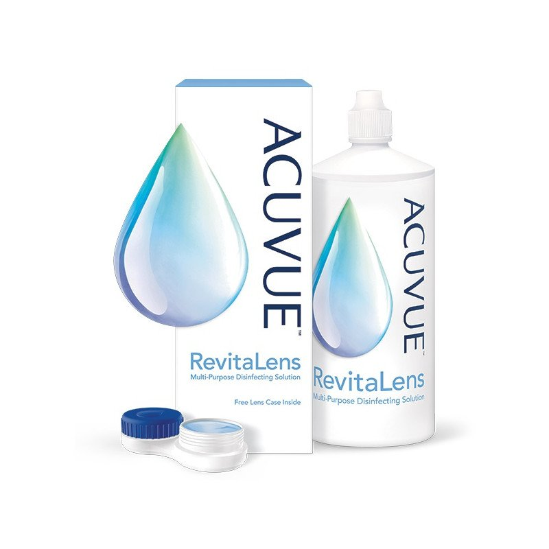 ACUVUE™ RevitaLens Multi-Purpose Disinfecting Solution 100ml