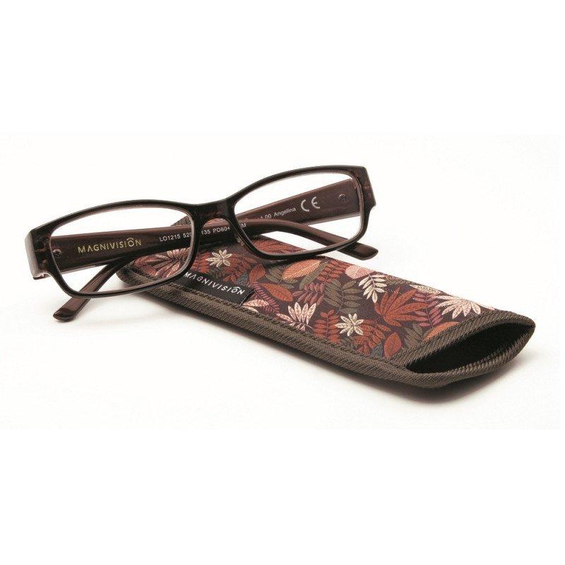 Magnivision Ladies Reading Glasses-Angelina 2.00