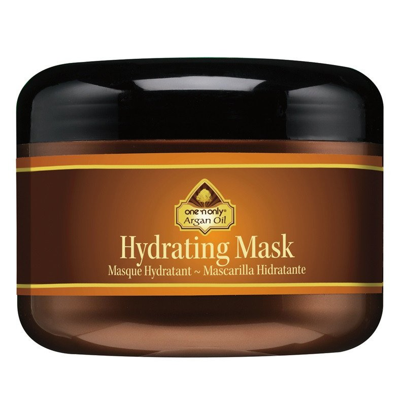 Argan Oil Hydrating Mask 200ml