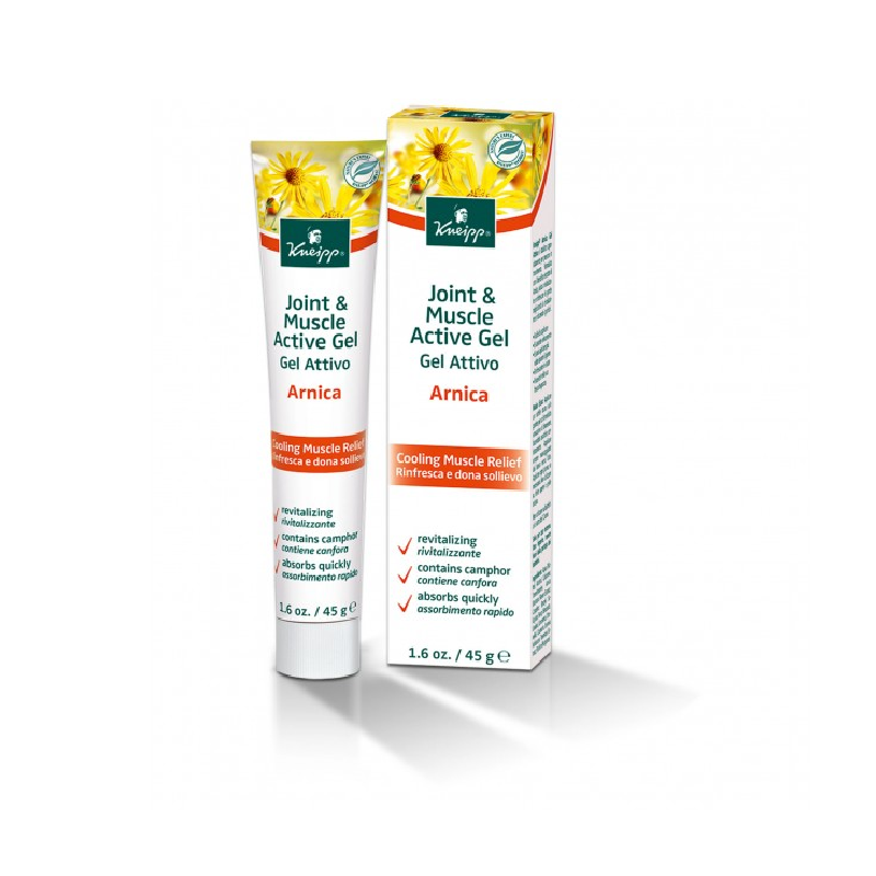 Kneipp Arnica Joint & Muscle Active Gel