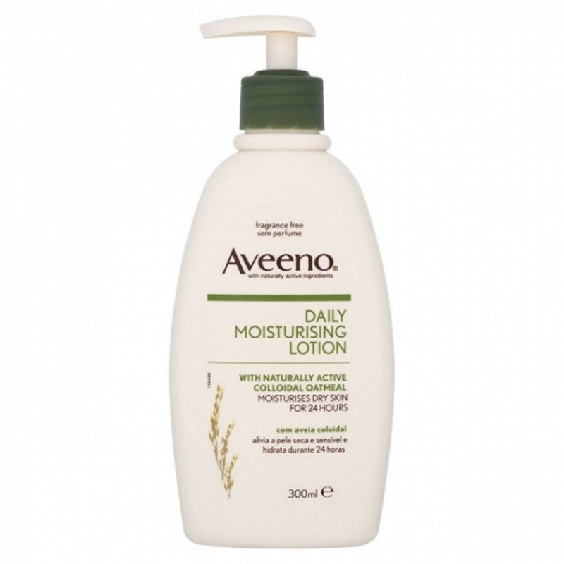 Aveeno daily moisturising lotion original 300ml