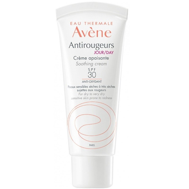 Avène Antirougeurs Day Soothing Cream SPF 30 40Ml