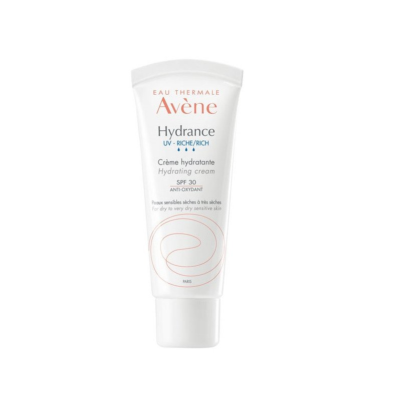 Avène Hydrance UV Rich Hydrating Cream SPF 30 40ml