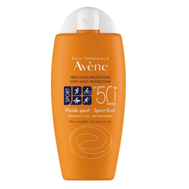 Avene Sun Protection SPF 50 Sport Fluid 100ml