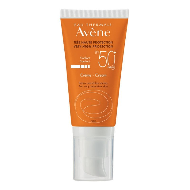 Avène Sun Care Cream SPF 50+ 50 ml