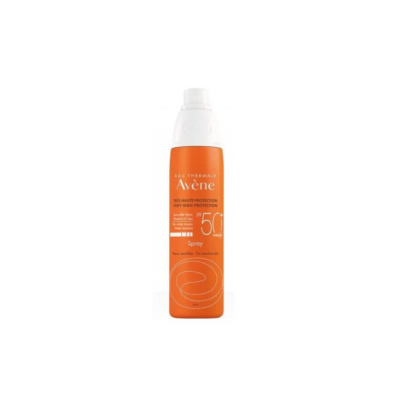 Avène – Sun Spray SPF 50+ (Very High Protection) – 200 ml