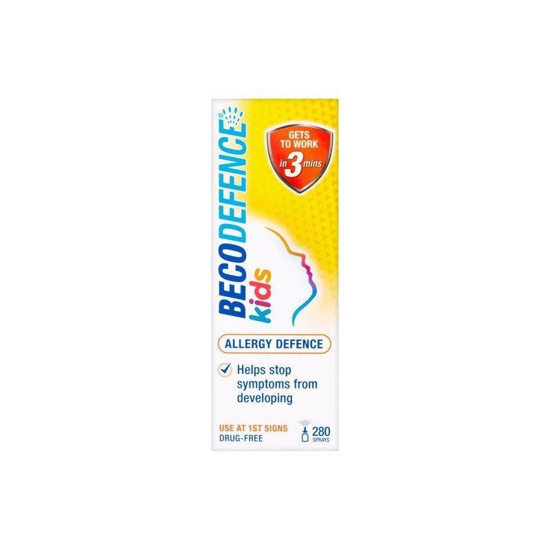 BECODEFENCE allergy nasal spray kids 20ml