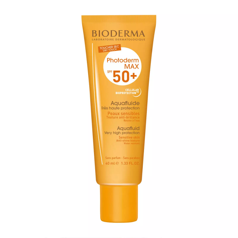 Bioderma Photoderm MAX Tinted Aquafluide SPF 50+ Light