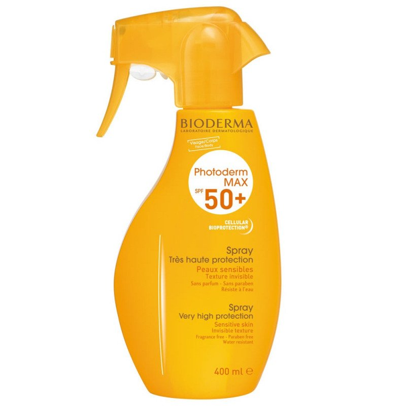 Bioderma Photoderm max spf50+ spray 400ml