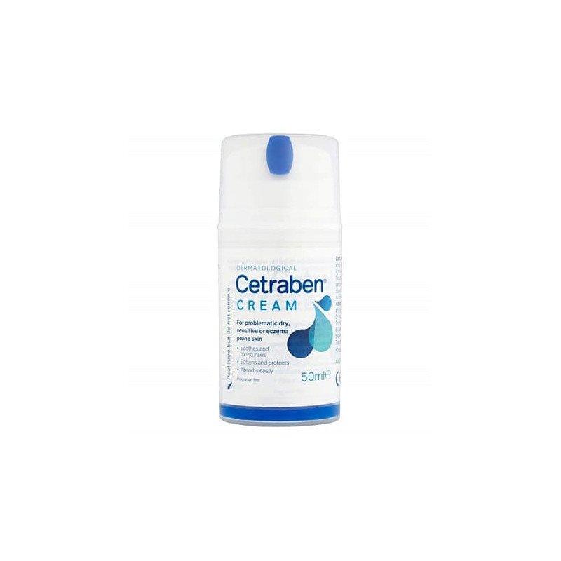 CETRABEN cream 10.5%/13.2% 50ml
