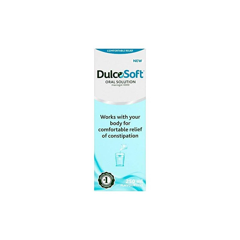 DULCOSOFT oral solution 250ml