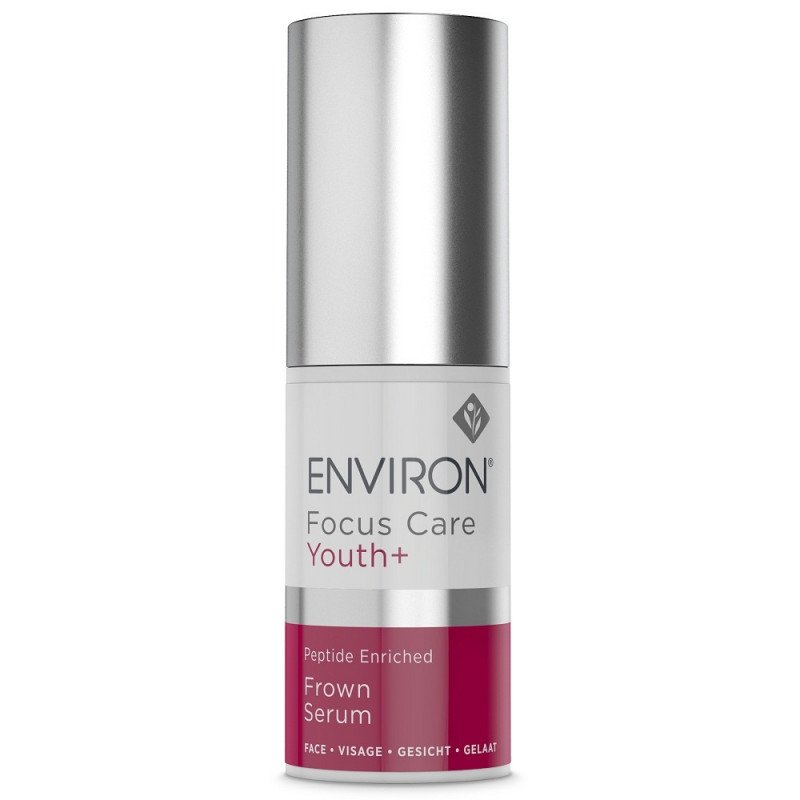 Environ Focus Care Youth+ Peptide Enriched Frown Serum