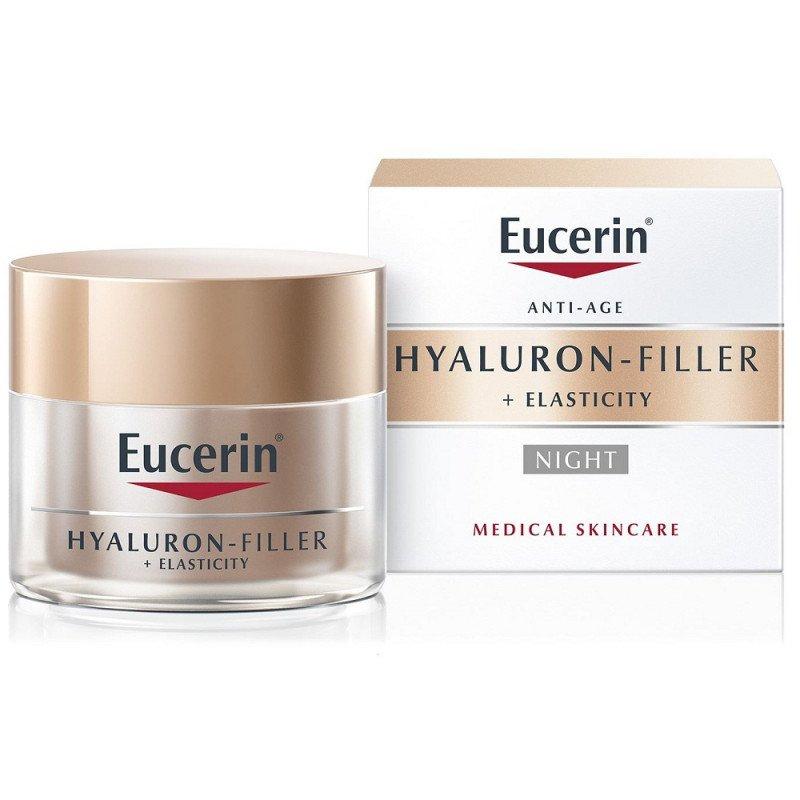 Eucerin Hyaluron-Filler + Elasticity Night 50ml
