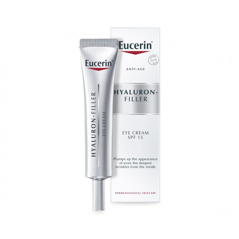 EUCERIN Hyaluron-Filler + Volume lift Eye Cream SPF 15