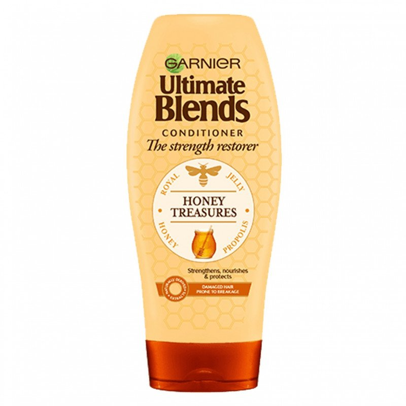 Garnier Ultimate Blends shampoo strength restorer 360ml