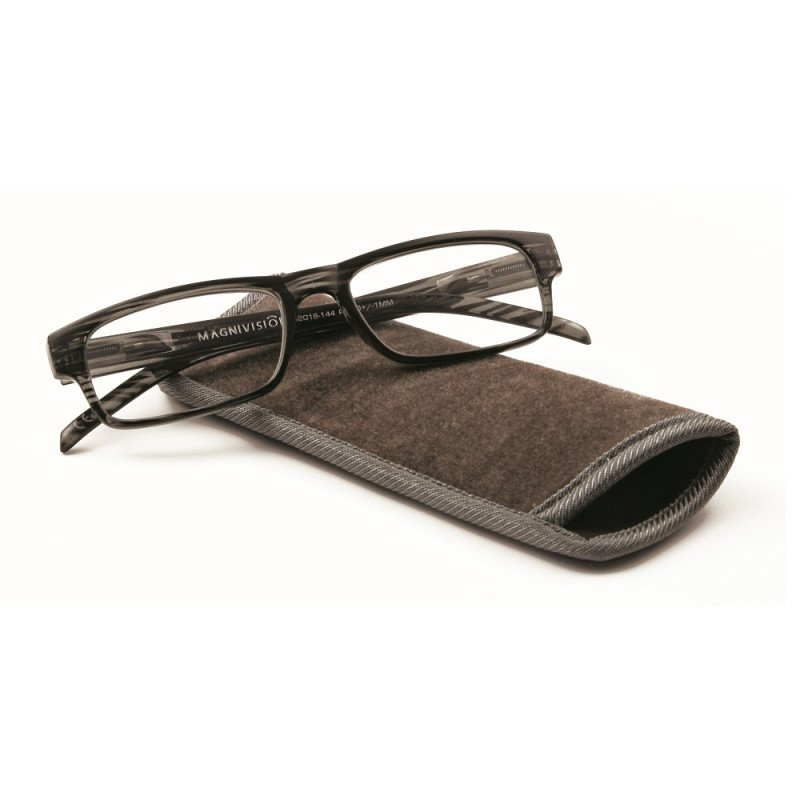 Magnivision Mens Reading Glasses-Jasper 3.50