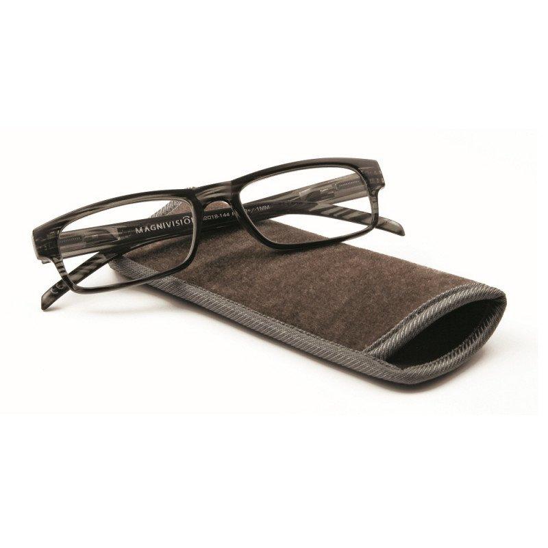 Magnivision Mens Reading Glasses-Jasper 2.00