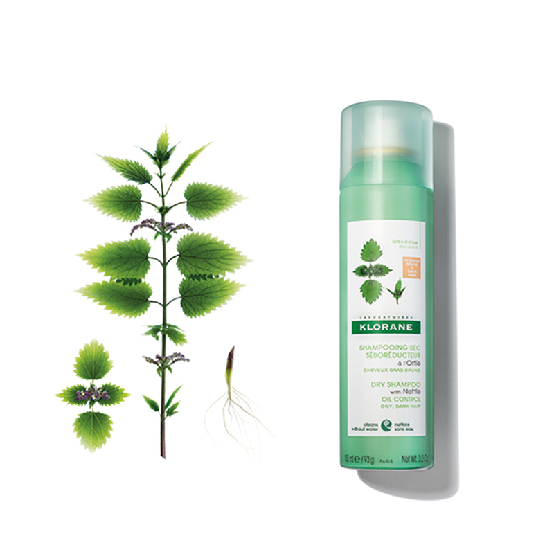 Klorane Dry Seboregulating Shampoo with Nettle Extract 150ml