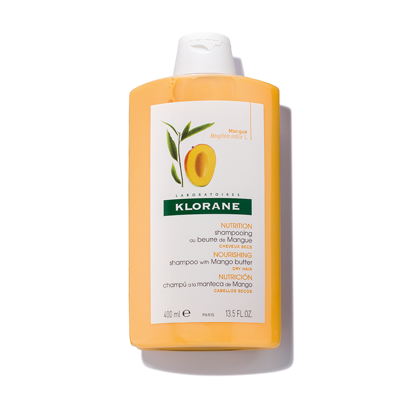 Klorane Nourishing shampoo with mango butter