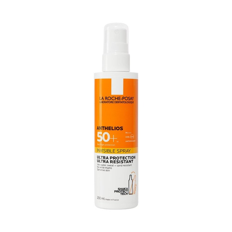 La Roche-Posay Anthelios SPF50+ invisible Body Spray 200ml