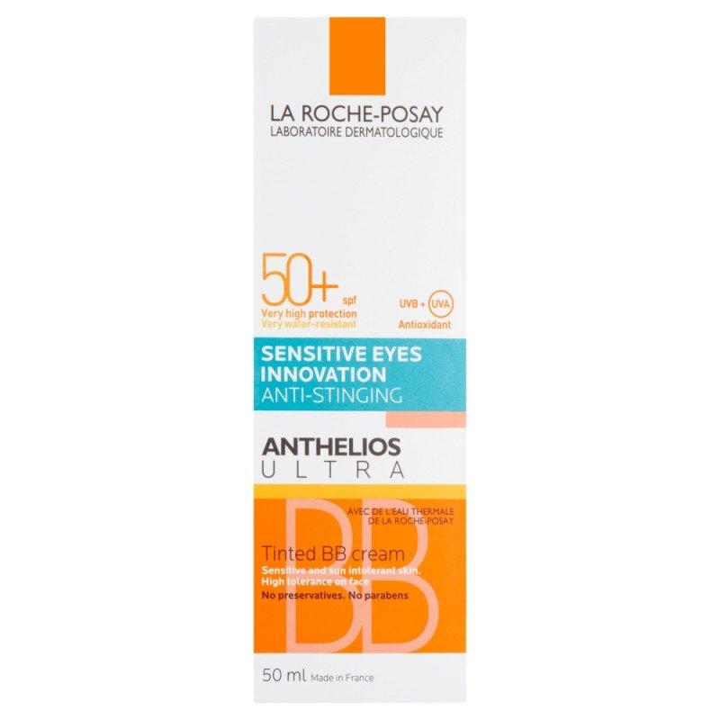 La Roche-Posay Anthelios Ultra Comfort Tinted BB Cream SPF50+ 50ml