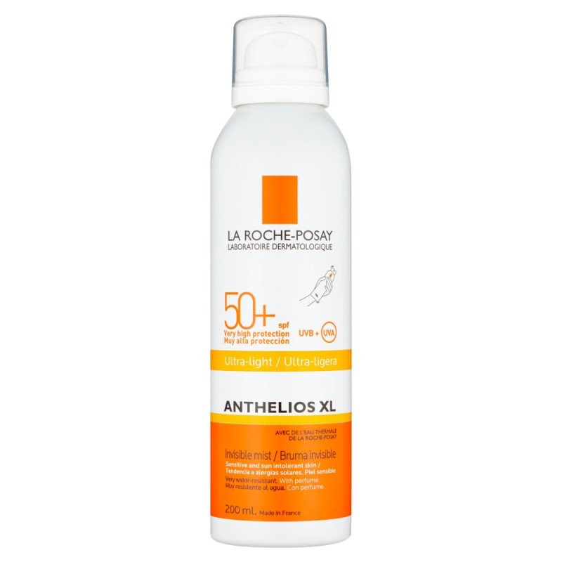 La Roche-Posay Anthelios Ultra-Light Body Mist SPF 50+ 200ml