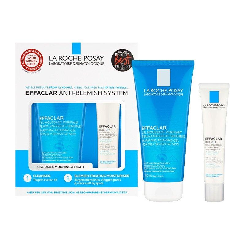 La Roche-Posay Effaclar 2 Step Anti Blemish System