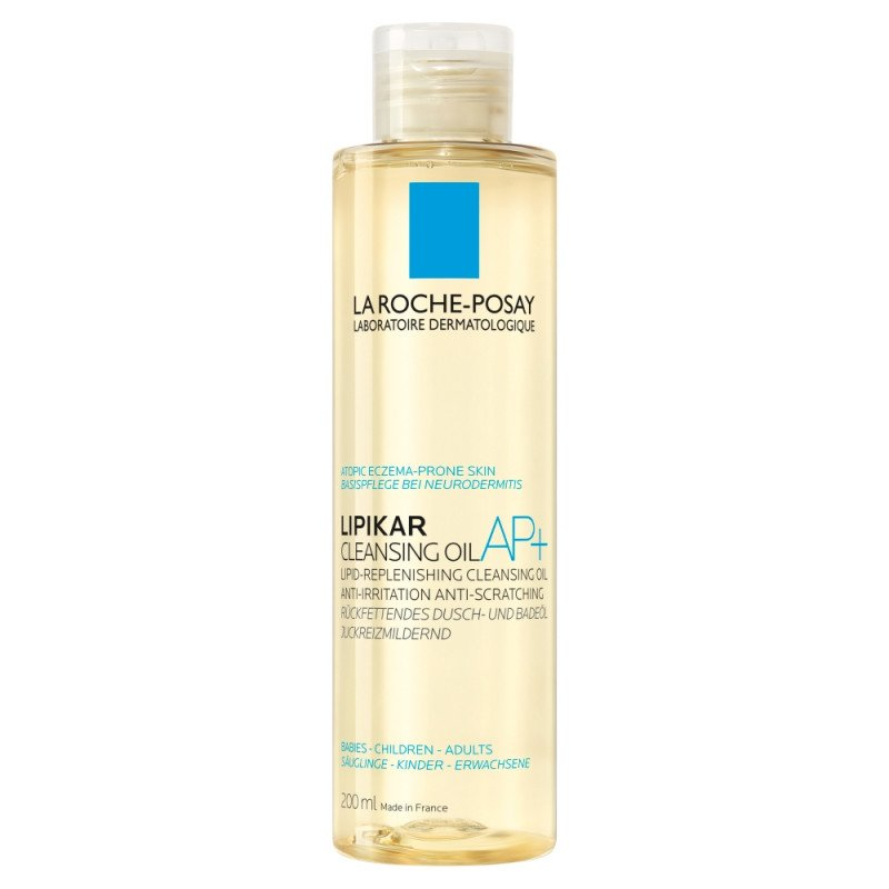 La Roche-Posay Lipikar Cleansing Oil AP+ 200ml