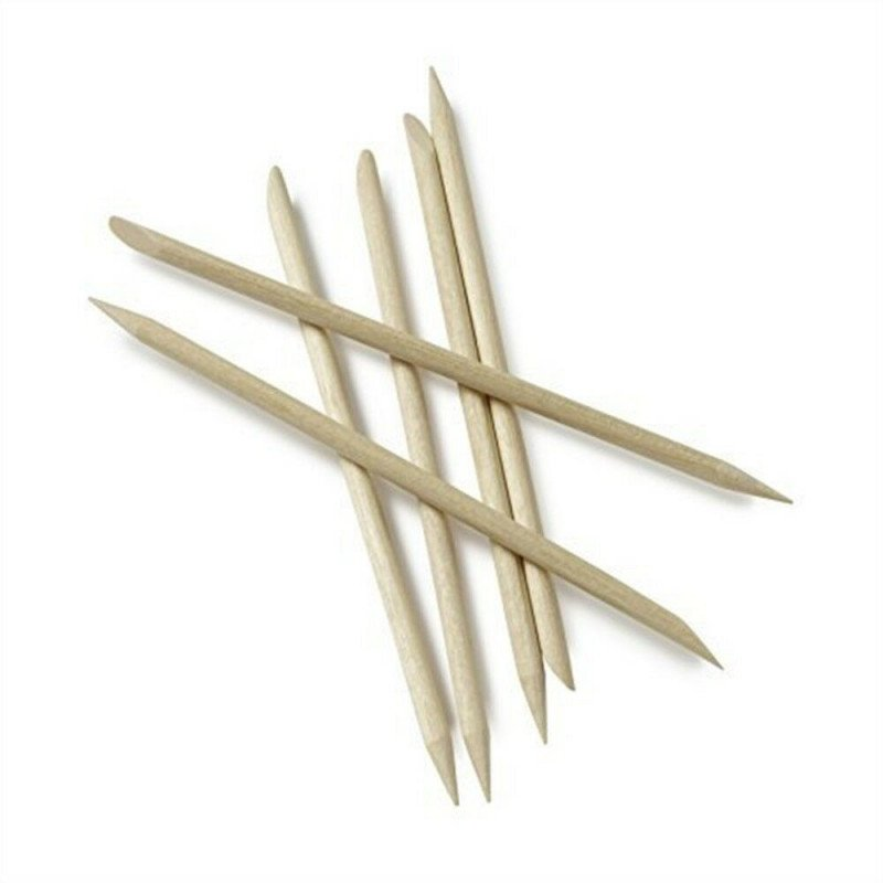 Manicare Essentials Cuticle Sticks - 6 Piece