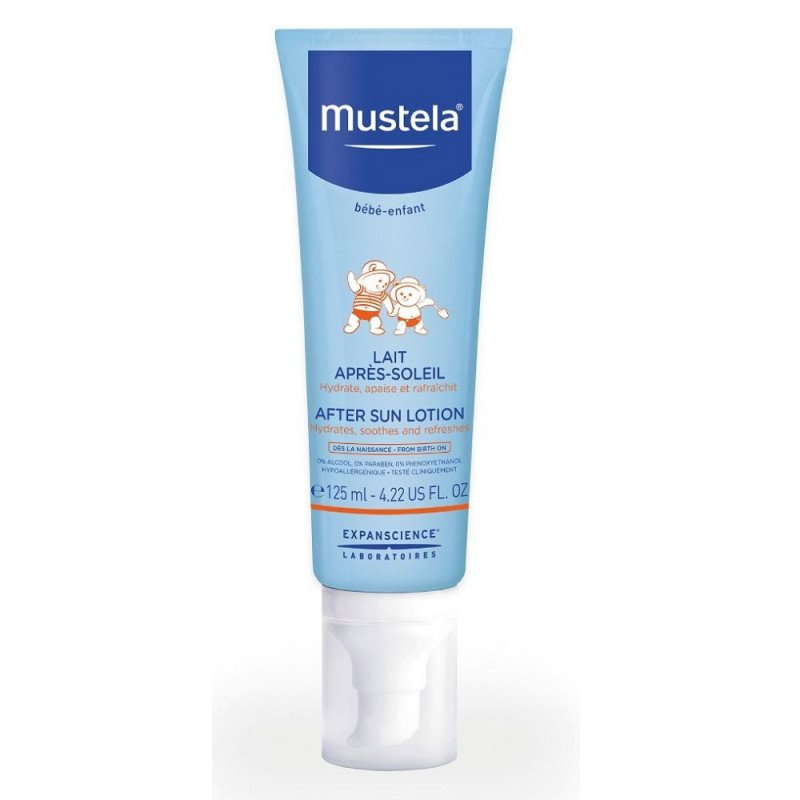 Mustela After Sun Lotion 125ml / 4.22 oz