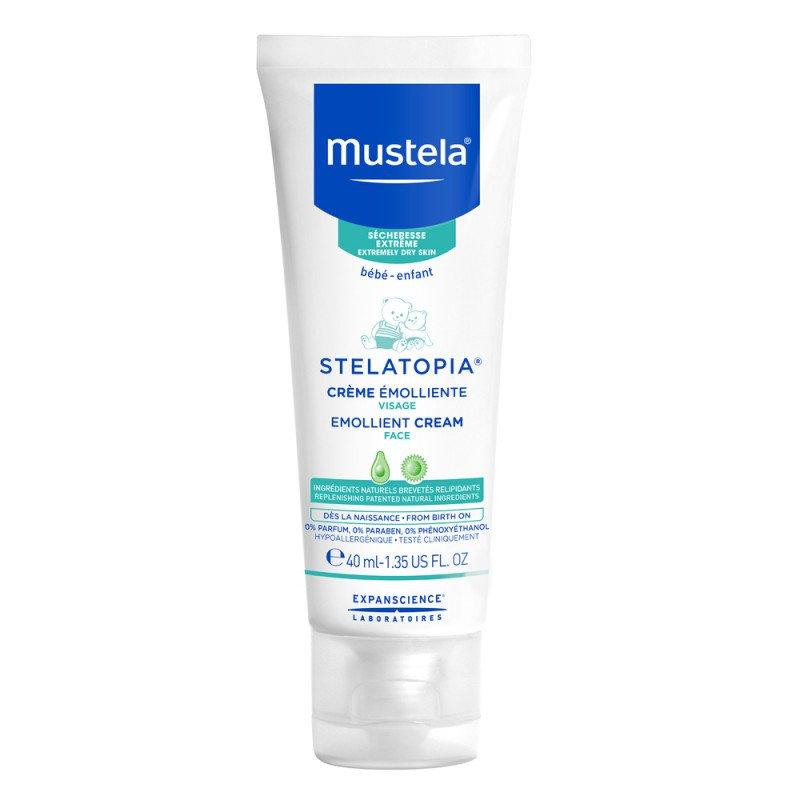 Mustela Stelatopia Emollient Face Cream – 40ml