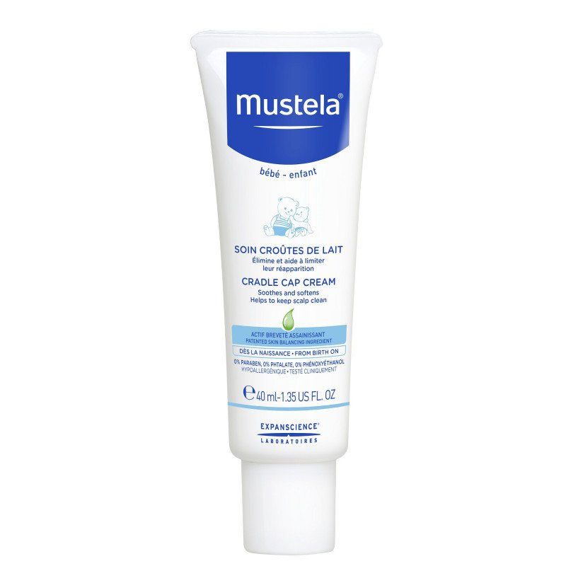 Mustela Cradle cap Cream 40ml