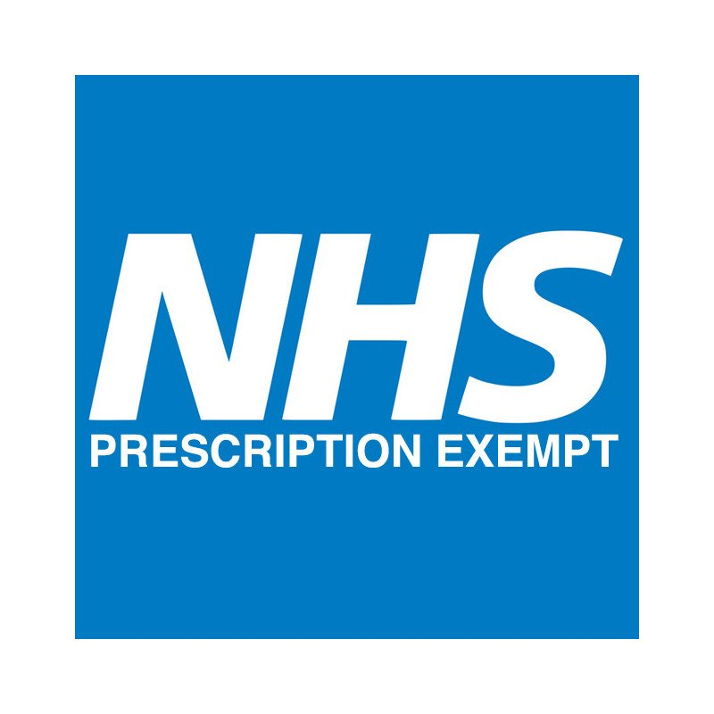 NHS Prescription Exempt