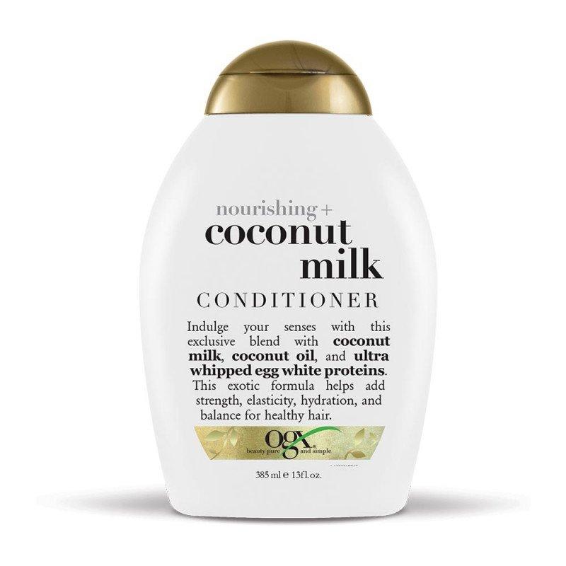 OGX  Nourishing & Coconut Milk Conditioner 385ml