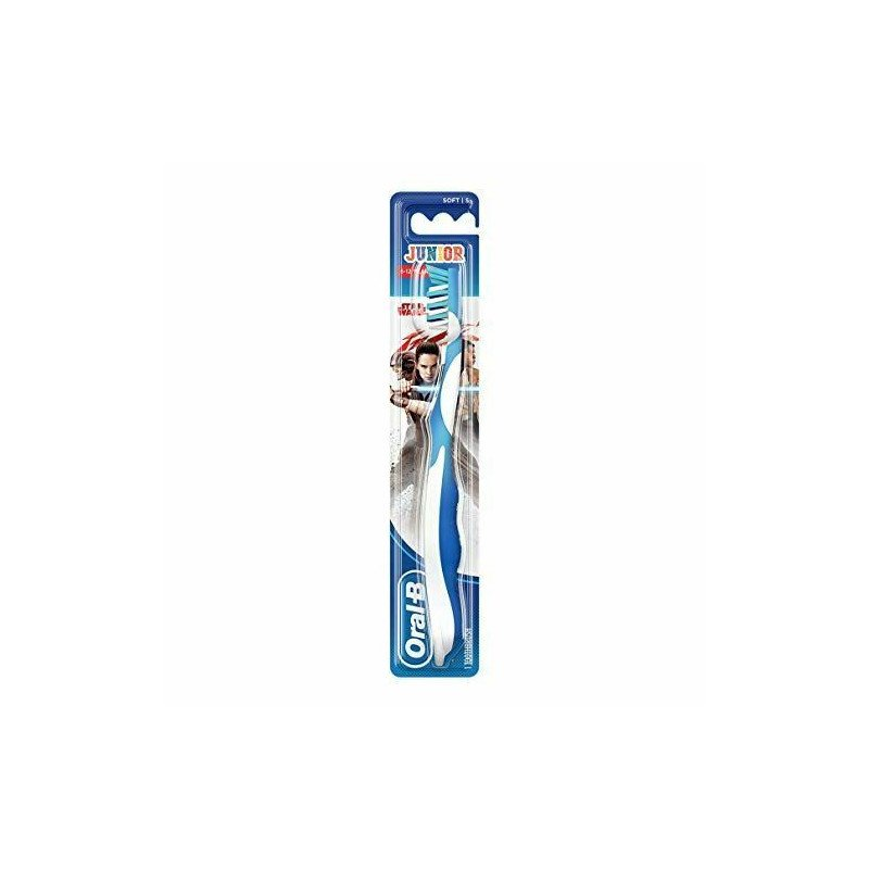 ORAL-B toothbrush junior star wars
