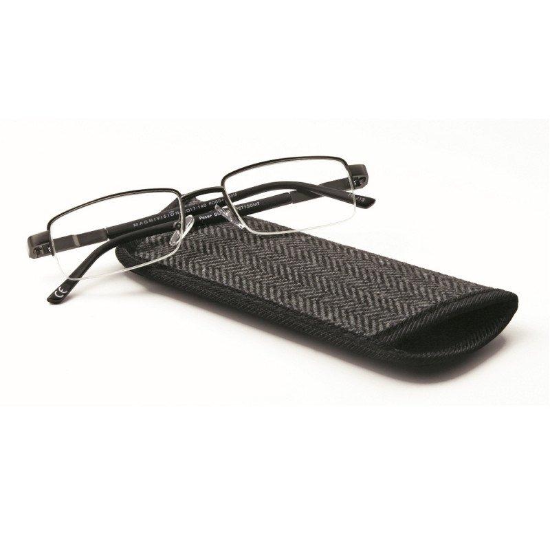 Magnivision Mens Reading Glasses- Peter 3.00