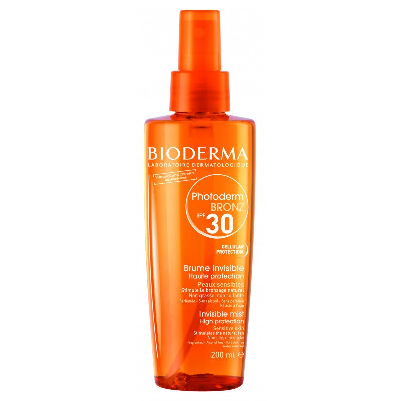 BioDerma Photoderm Bronz Spf 30  200ml