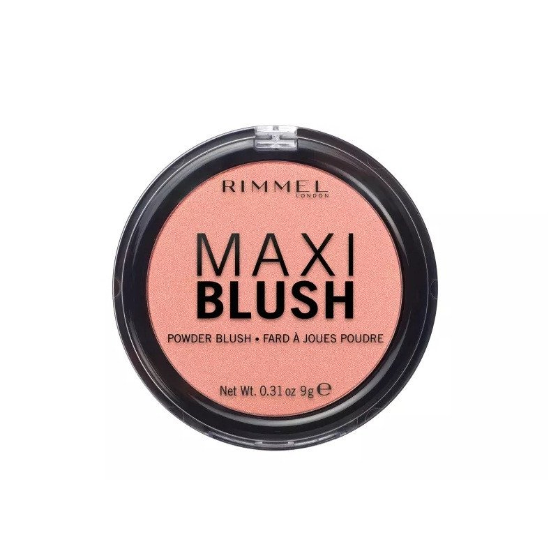 Rimmel Maxi Blush Powder 001 Third Base