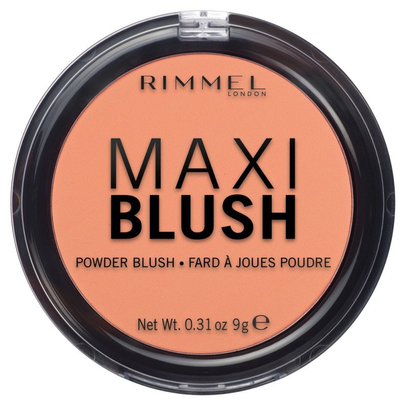 Rimmel Maxi Blush Sweet Cheeks 9g