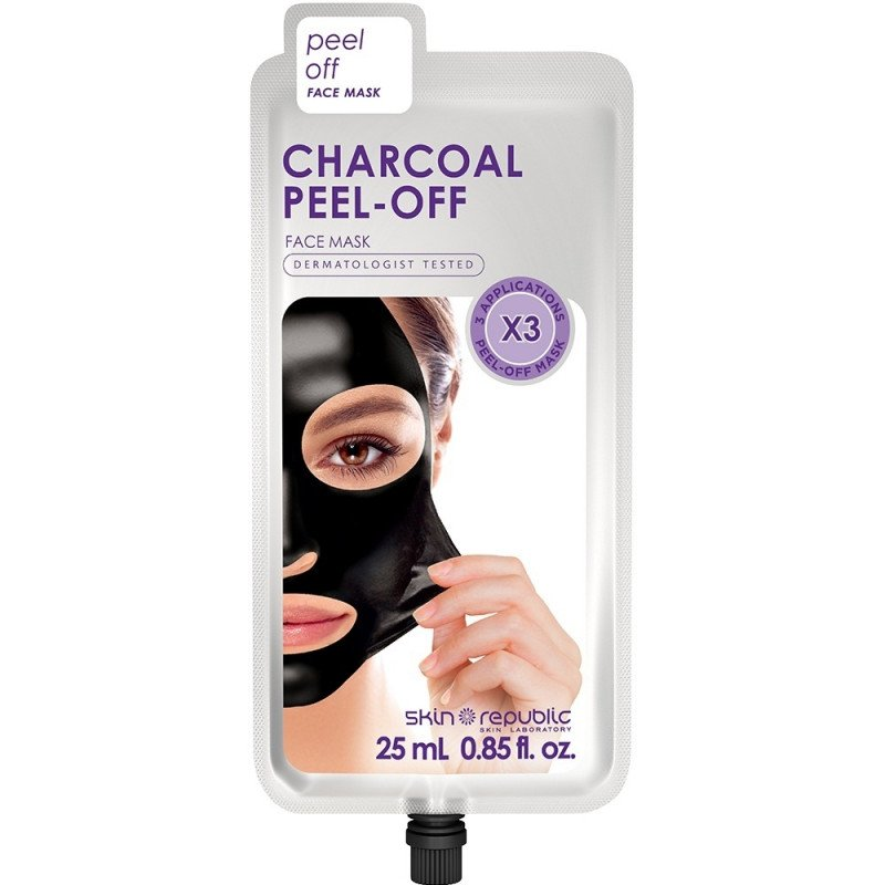 Skin Republic Charcoal Peel Off Face Masks