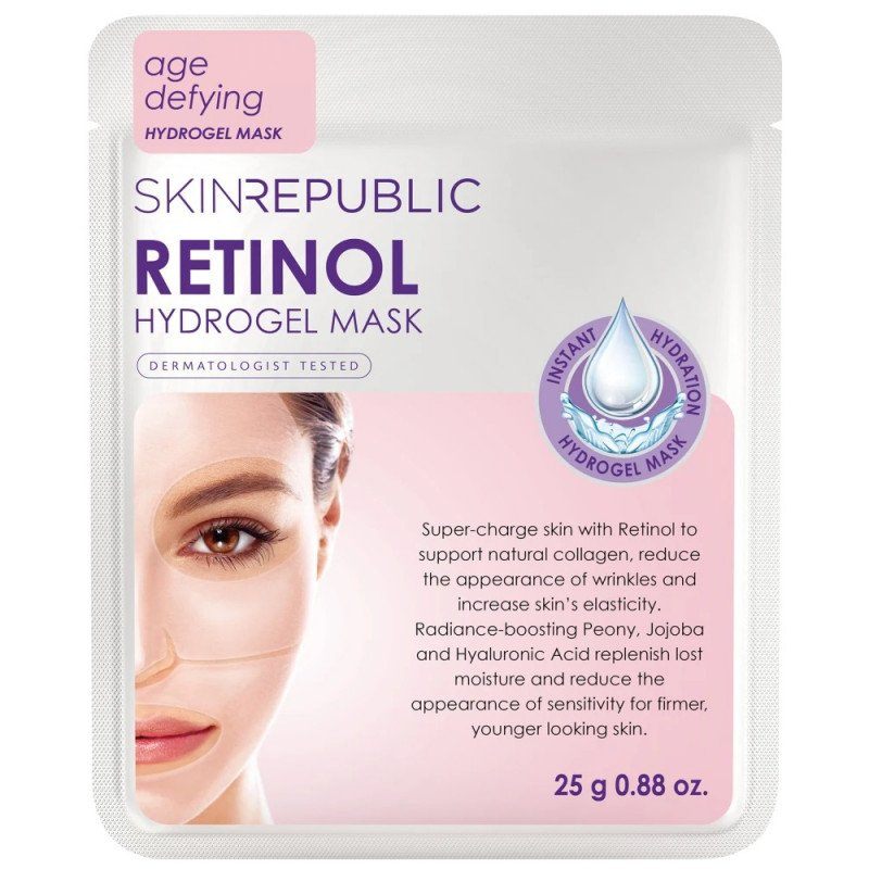 SKIN REPUBLIC face mask retinol hydrogel 25ml
