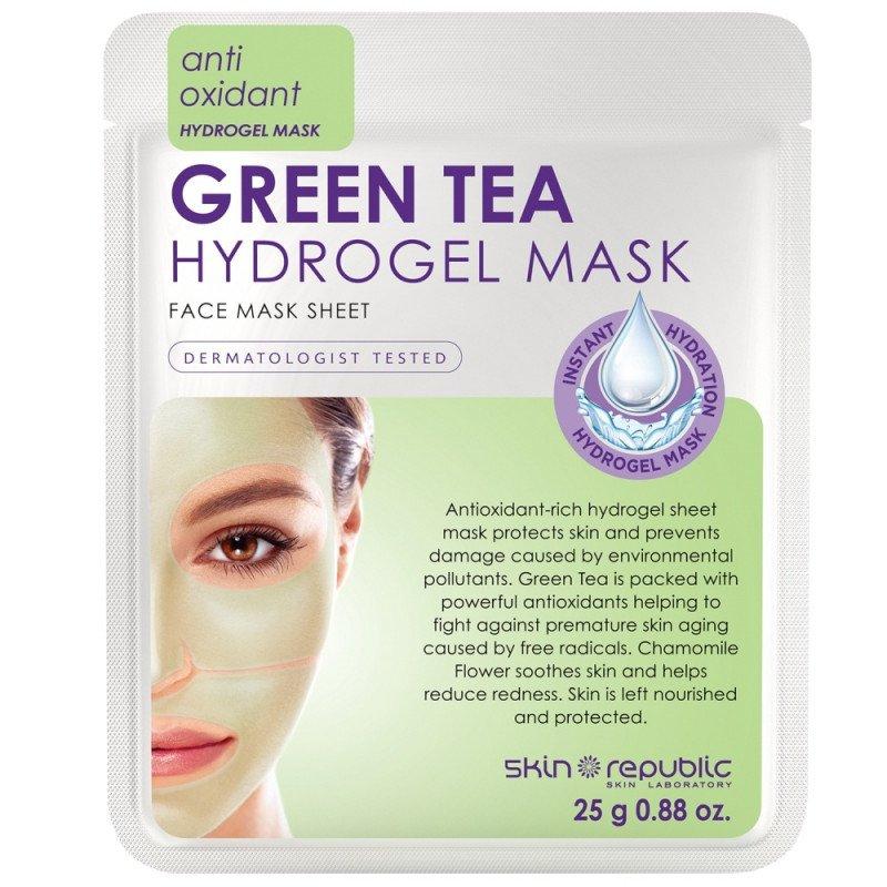 Skin Republic Green Tea Hydrogel Face Mask